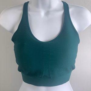 3/$20 Zella Body Padded Green Sports Bra